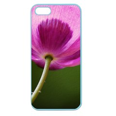Poppy Apple Seamless iPhone 5 Case (Color)