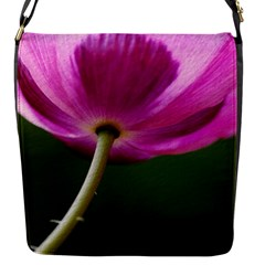 Poppy Flap closure messenger bag (Small)