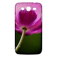 Poppy Samsung Galaxy Mega 5.8 I9152 Hardshell Case
