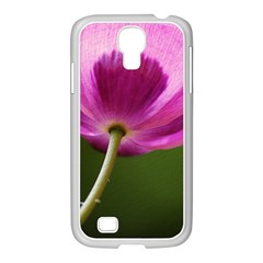 Poppy Samsung Galaxy S4 I9500/ I9505 Case (white)