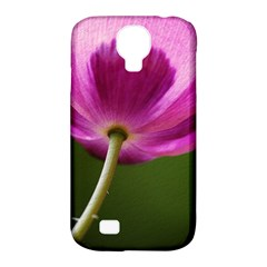 Poppy Samsung Galaxy S4 Classic Hardshell Case (PC+Silicone)