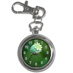 Poppy Capsules Key Chain & Watch