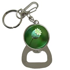 Poppy Capsules Bottle Opener Key Chain