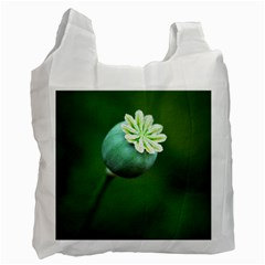 Poppy Capsules Recycle Bag (Two Sides)