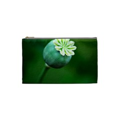 Poppy Capsules Cosmetic Bag (Small)