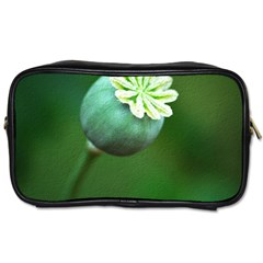 Poppy Capsules Travel Toiletry Bag (two Sides)