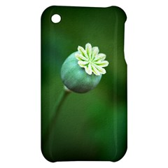 Poppy Capsules Apple iPhone 3G/3GS Hardshell Case