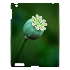 Poppy Capsules Apple iPad 3/4 Hardshell Case