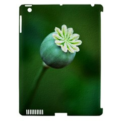 Poppy Capsules Apple iPad 3/4 Hardshell Case (Compatible with Smart Cover)