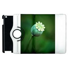 Poppy Capsules Apple iPad 2 Flip 360 Case