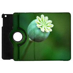 Poppy Capsules Apple iPad Mini Flip 360 Case