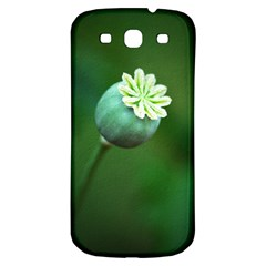 Poppy Capsules Samsung Galaxy S3 S III Classic Hardshell Back Case