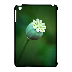 Poppy Capsules Apple Ipad Mini Hardshell Case (compatible With Smart Cover)