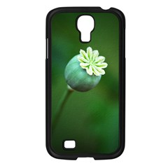 Poppy Capsules Samsung Galaxy S4 I9500/ I9505 Case (Black)