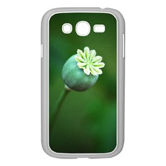 Poppy Capsules Samsung Galaxy Grand Duos I9082 Case (white)