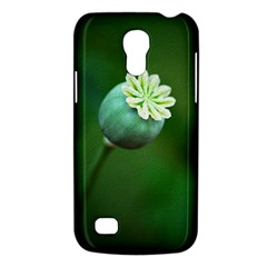 Poppy Capsules Samsung Galaxy S4 Mini Hardshell Case