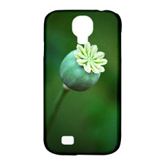 Poppy Capsules Samsung Galaxy S4 Classic Hardshell Case (PC+Silicone)