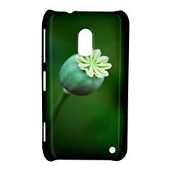 Poppy Capsules Nokia Lumia 620 Hardshell Case