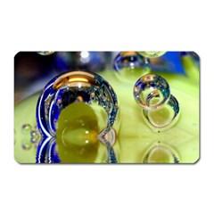 Marble Magnet (Rectangular)