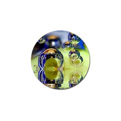 Marble Golf Ball Marker 4 Pack