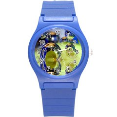Marble Plastic Sport Watch (Small)