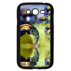 Marble Samsung Galaxy Grand DUOS I9082 Case (Black)