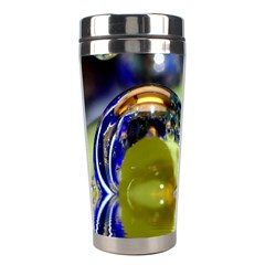 Marble Stainless Steel Travel Tumbler