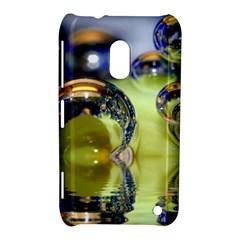 Marble Nokia Lumia 620 Hardshell Case