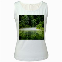 Foog Womens  Tank Top (white)