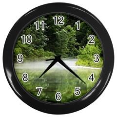 Foog Wall Clock (Black)