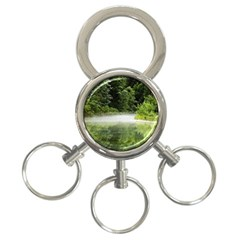 Foog 3-Ring Key Chain
