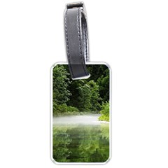 Foog Luggage Tag (two Sides)