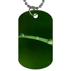 Pearls   Dog Tag (One Sided)