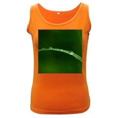 Pearls   Womens  Tank Top (Dark Colored)