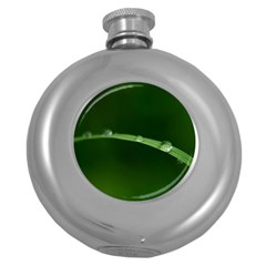 Pearls   Hip Flask (Round)