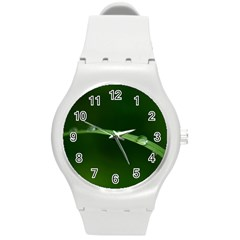 Pearls   Plastic Sport Watch (medium)