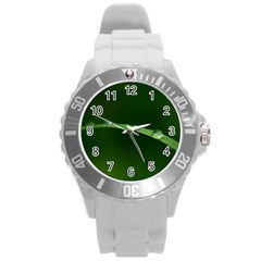Pearls   Plastic Sport Watch (Large)
