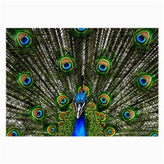 Peacock Glasses Cloth (Large)
