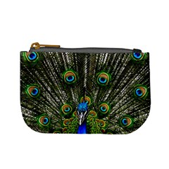 Peacock Coin Change Purse