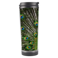 Peacock Travel Tumbler