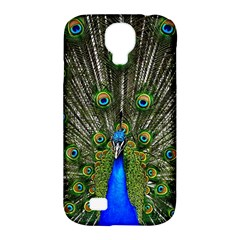 Peacock Samsung Galaxy S4 Classic Hardshell Case (PC+Silicone)