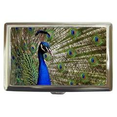 Peacock Cigarette Money Case
