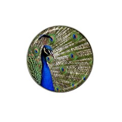 Peacock Golf Ball Marker 4 Pack (for Hat Clip)