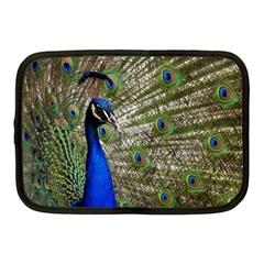 Peacock Netbook Case (Medium)
