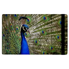 Peacock Apple iPad 3/4 Flip Case