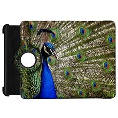 Peacock Kindle Fire HD 7  Flip 360 Case
