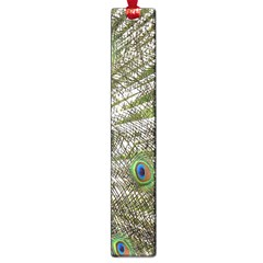 Peacock Large Bookmark