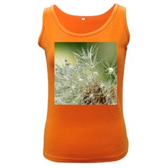 Dandelion Womens  Tank Top (Dark Colored)