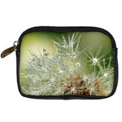 Dandelion Digital Camera Leather Case