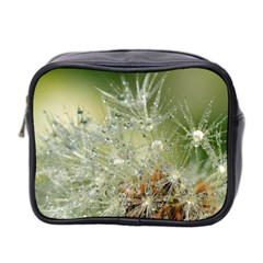 Dandelion Mini Travel Toiletry Bag (Two Sides)